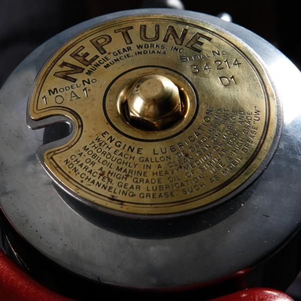 Neptune Mighty Mite 1941 Boat Motor