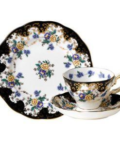 1910 Duchess - 3pc Teacup Set - Royal Albert
