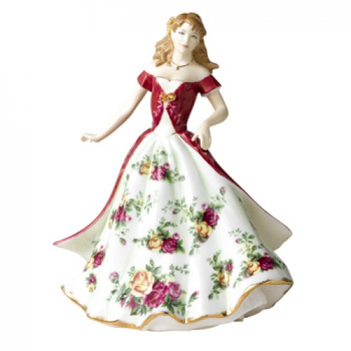 Old Country Rose RA11 - Royal Albert