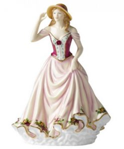 Old Country Rose RA24 - Royal Albert
