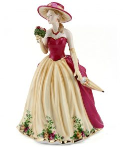 Old Country Rose RA25 - Royal Albert