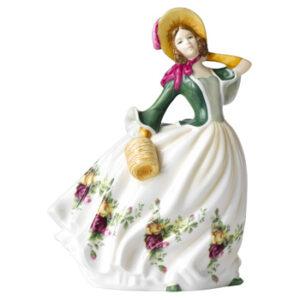 Rose RA22 (Old Country Roses) - Royal Albert