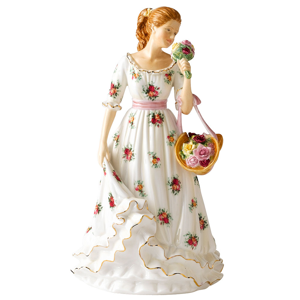 Sweet Roses RA26 - 2011 Royal Albert - Figure of the Year