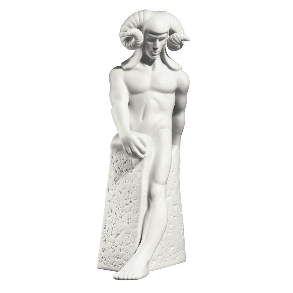 Aries Male - Royal Copenhagen Figurine