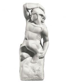 Cancer Male - Royal Copenhagen Figurine