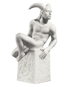 Capricorn Male - Royal Copenhagen Figurine