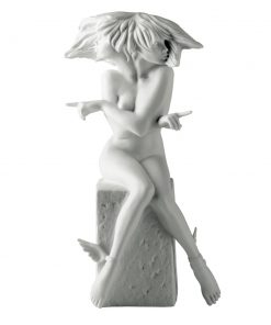 Gemini Female - Royal Copenhagen Figurine