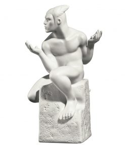 Gemini Male - Royal Copenhagen Figurine