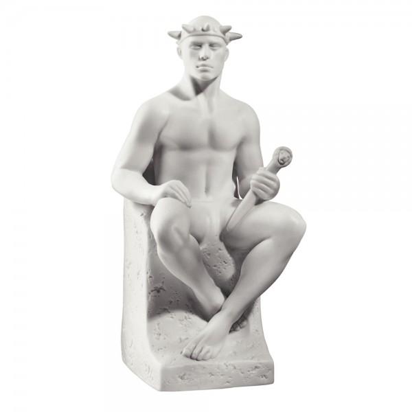 Leo Male - Royal Copenhagen Figurine
