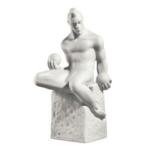 Libra Male - Royal Copenhagen Figurine