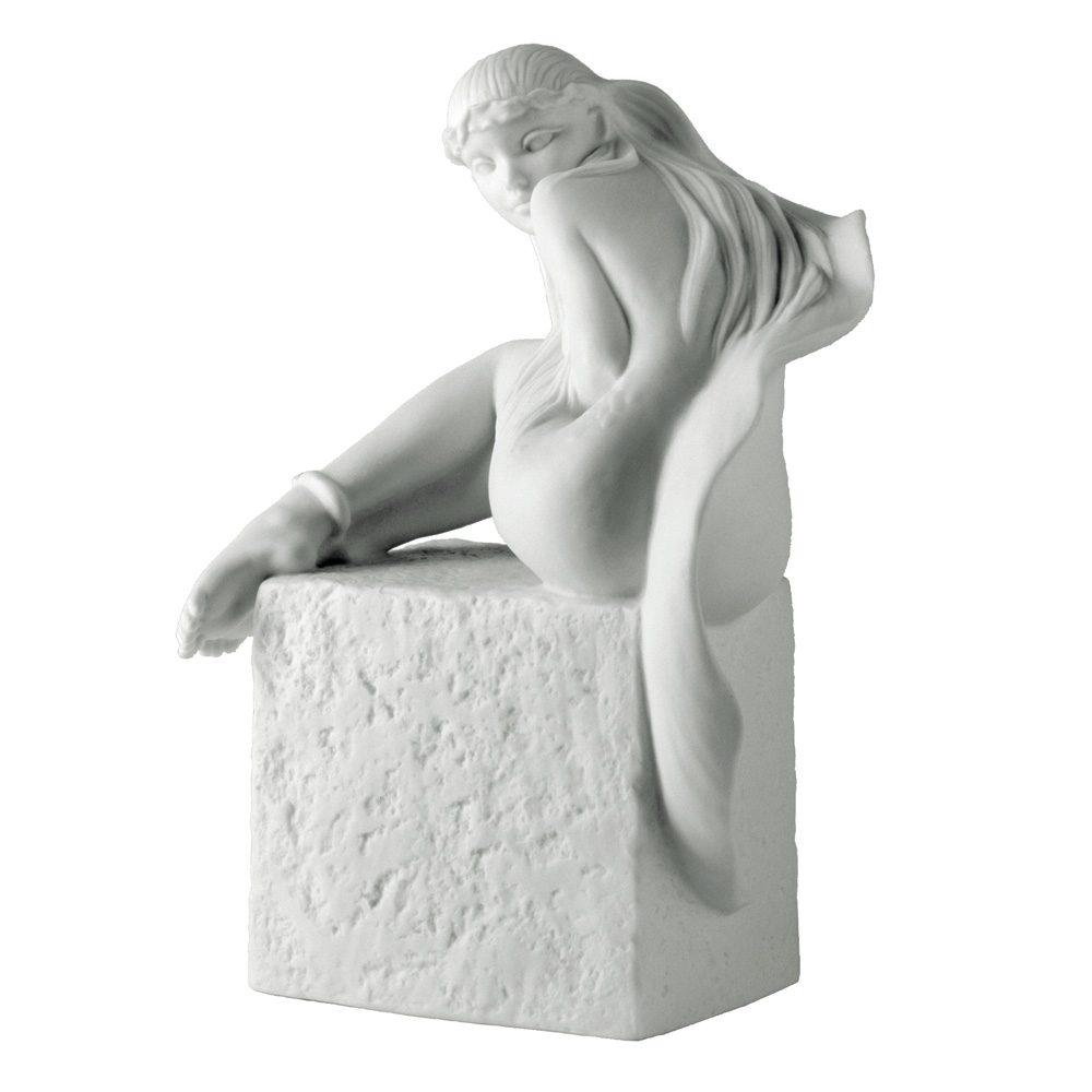 Pisces Female - Royal Copenhagen Figurine