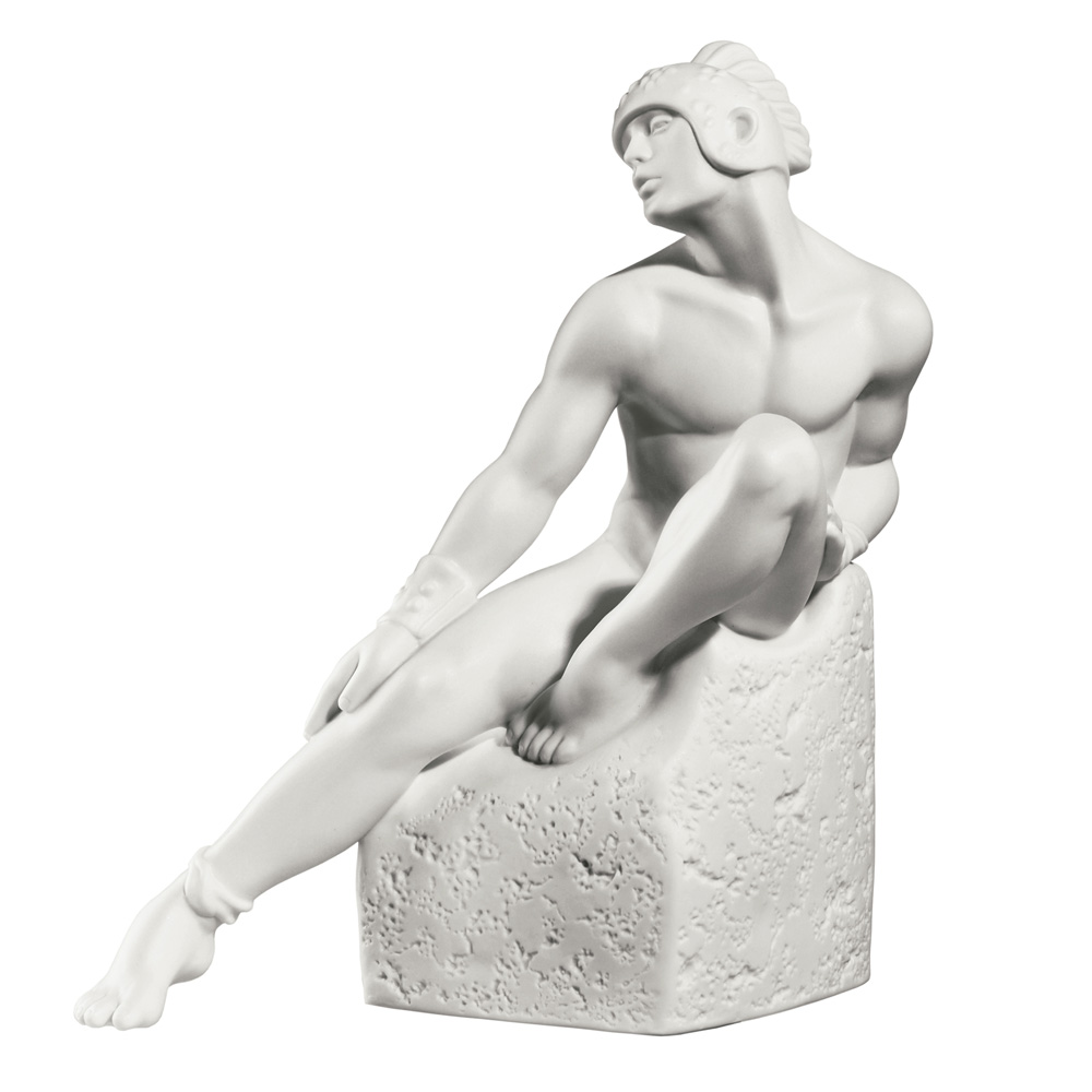 Pisces Male - Royal Copenhagen Figurine