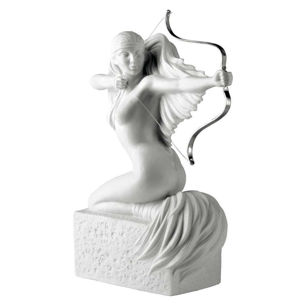 Sagittarius Female - Royal Copenhagen Figurine