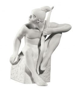 Sagittarius Male - Royal Copenhagen Figurine