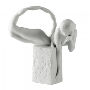 Scorpio Female - Royal Copenhagen Figurine