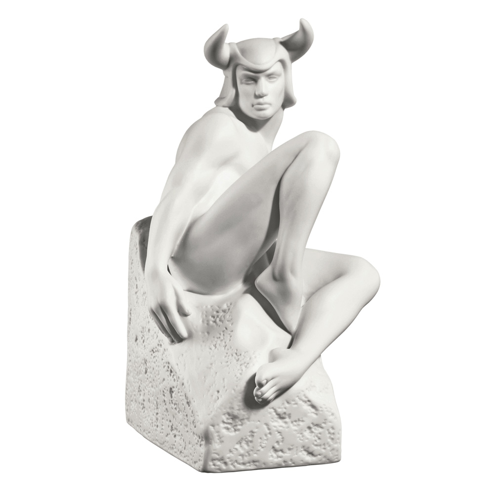Taurus Male - Royal Copenhagen Figurine