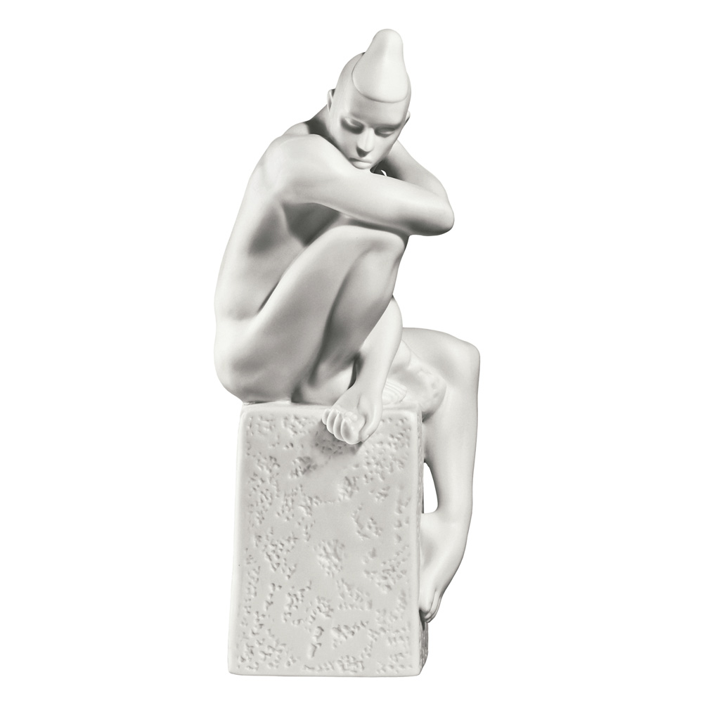 Virgo Male - Royal Copenhagen Figurine