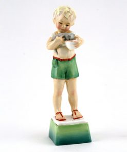 Friday's Child - Royal Worcester