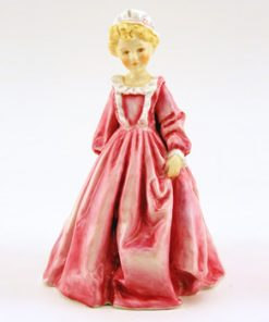 Grandmother's Dress Pink RW3081 - Royal Worcester