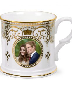 Royal Wedding Tankard - Royal Worcester