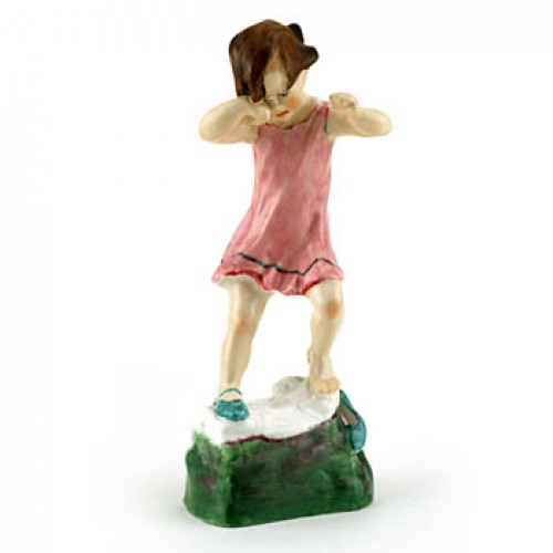 Wednesday's Child Girl RW3259 - Royal Worcester