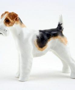 Wire Haired Terrier RW3027 - Royal Worcester