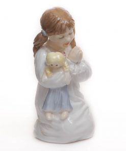 Bedtime - Royal Worcester Figurine