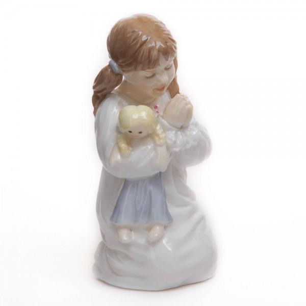 Bedtime - Royal Worcester Figurine