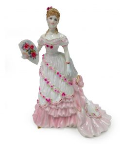 A Celebration At Windsor CW279 - Royal Worcester Figure
