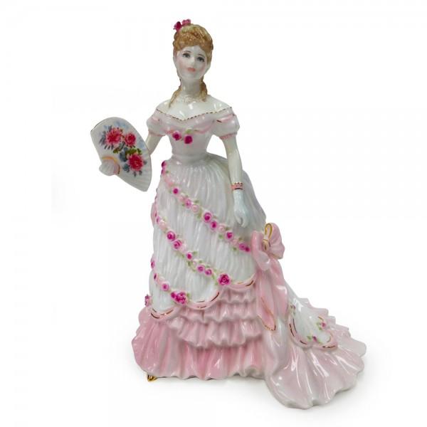 A Celebration At Windsor CW279 - Royal Worcester Figure