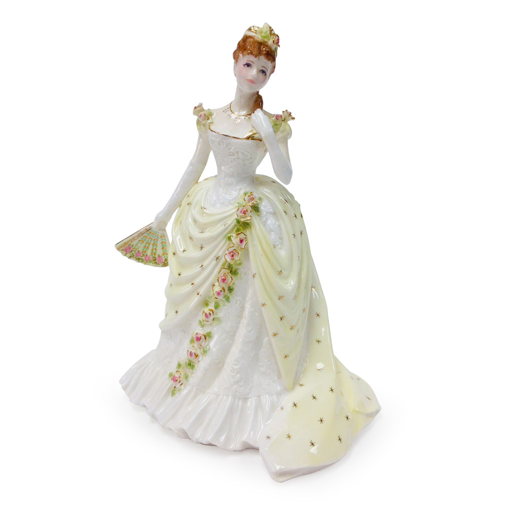 Embassy Ball - Royal Worcester Figure