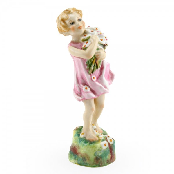 England RW3075 - Royal Worcester Figure
