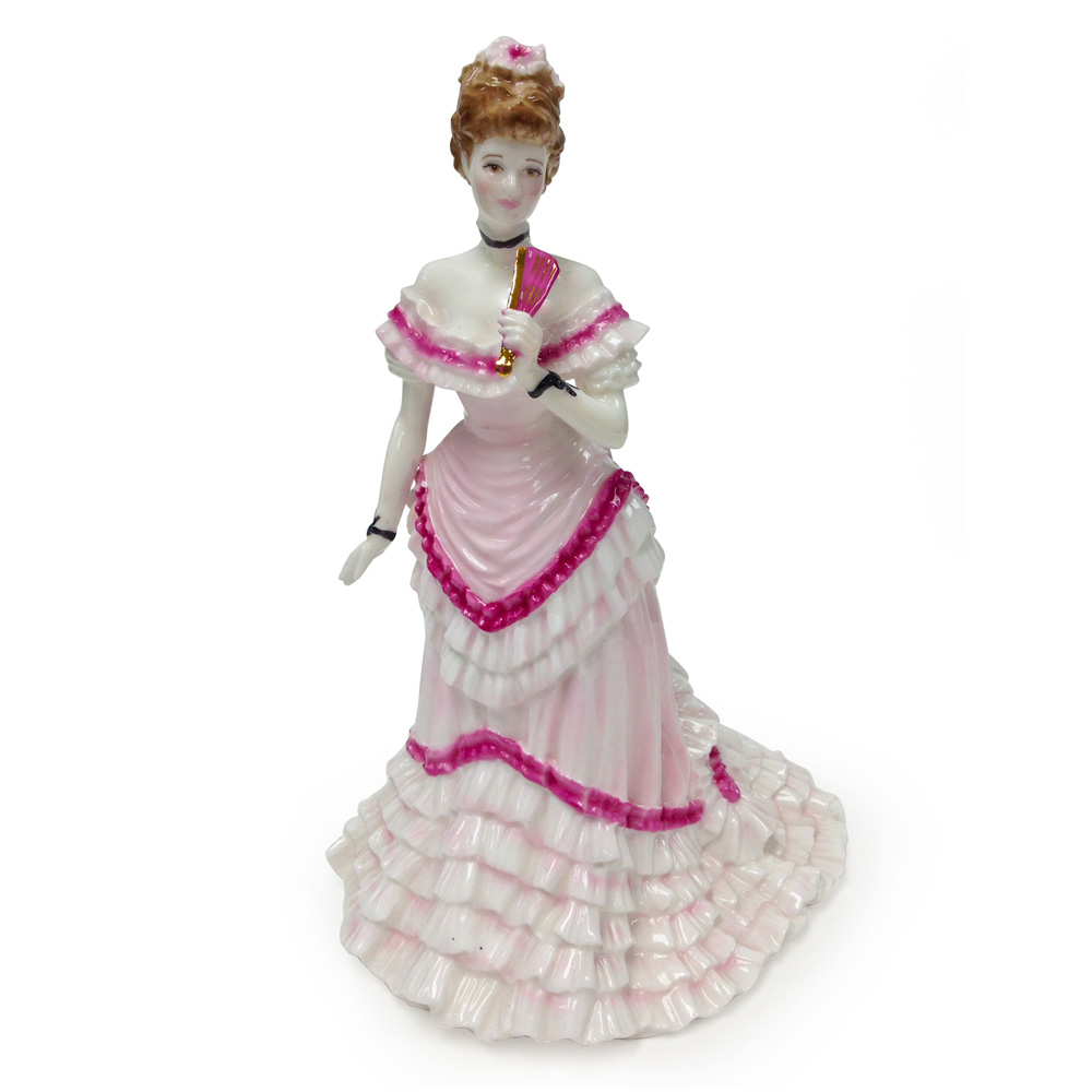 First Dance CW264 - Royal Worcester Figure
