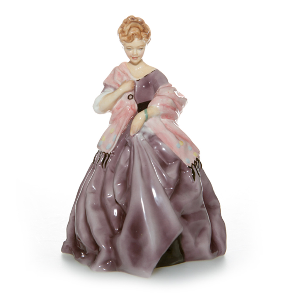 First Dance RW3629 Pink - Royal Worcester Figure