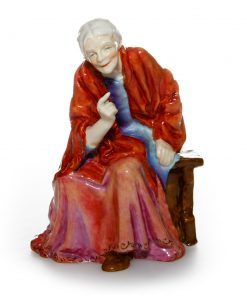 Fortune Teller RW2924 - Royal Worcester Figure