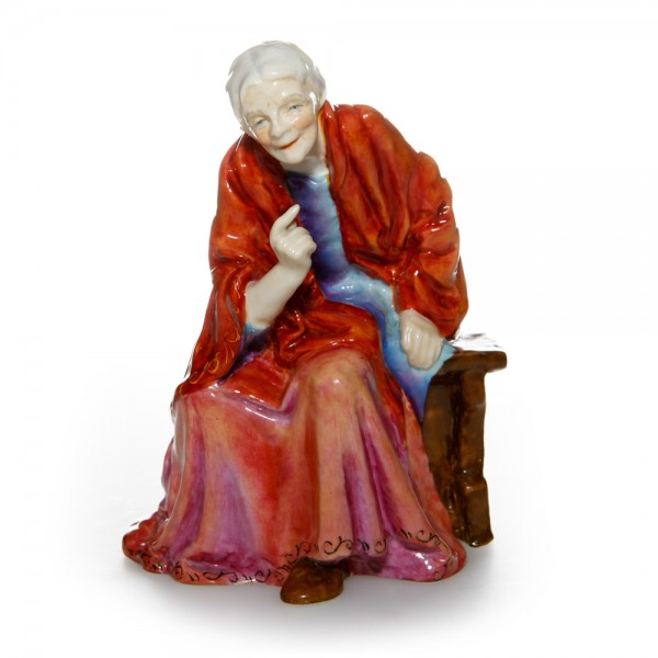 Fortune Teller RW2924 - Royal Worcester Figure