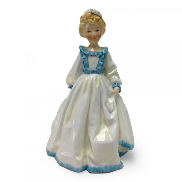 Grandmother's Dress RW3081 - Royal Worcester Figure