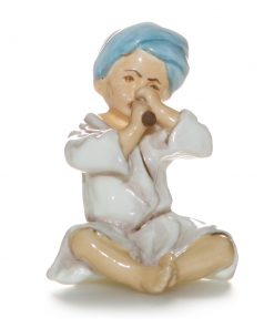 India RW3071 - Royal Worcester Figure