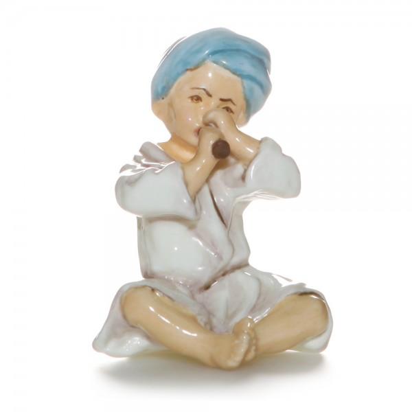 India RW3071 - Royal Worcester Figure