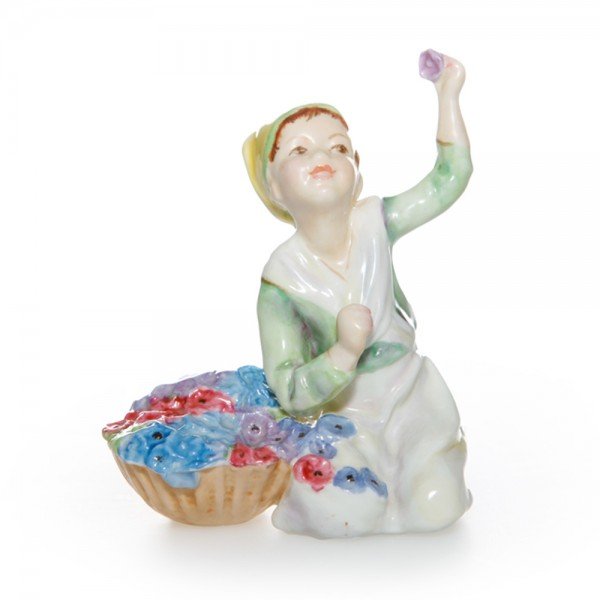 Italy RW3067 - Royal Worcester Figure