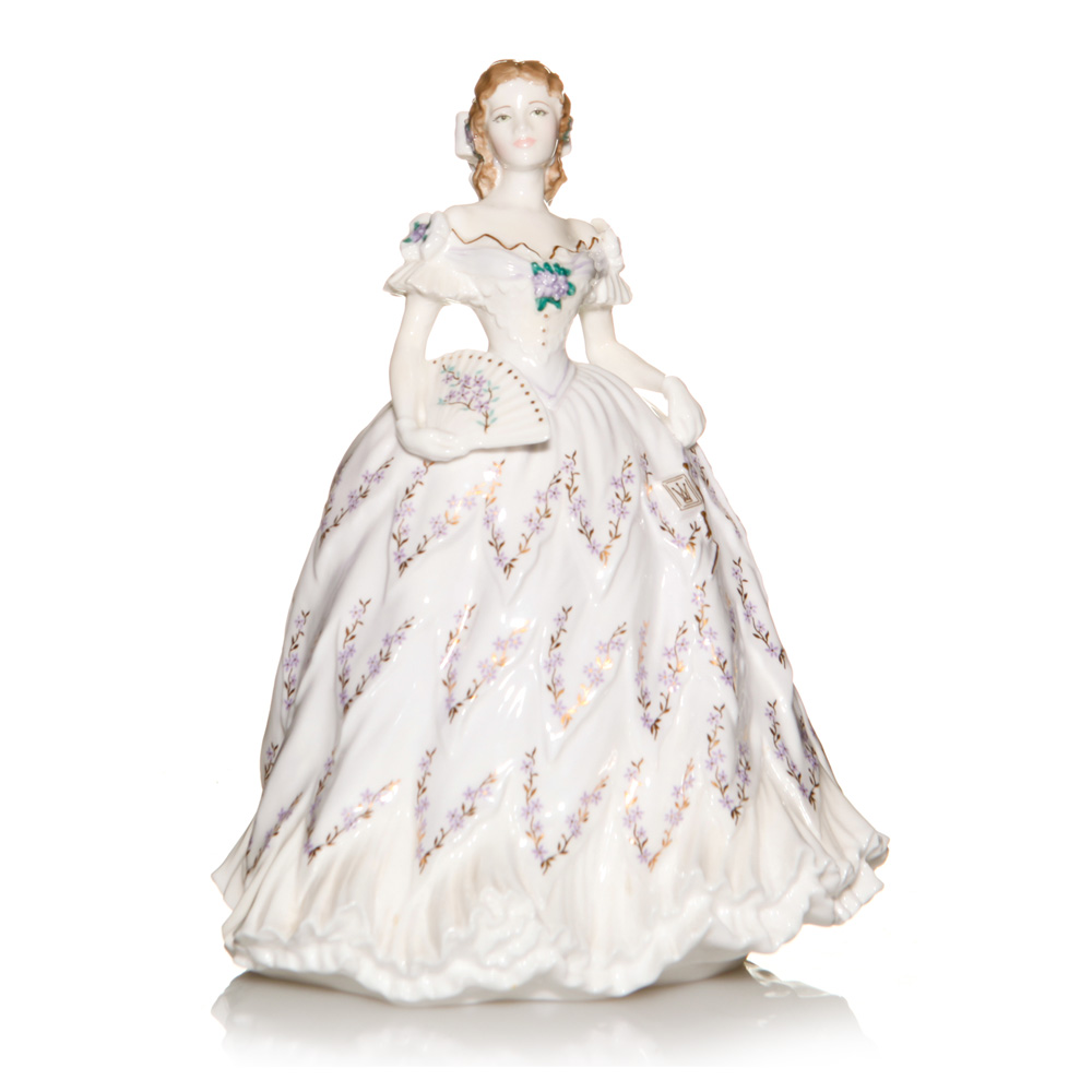 Last Waltz - Royal Worcester Figure