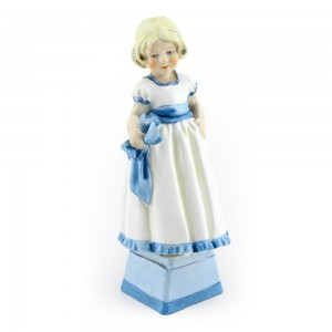 Monday's Child RW3257 - Royal Worcester Figure