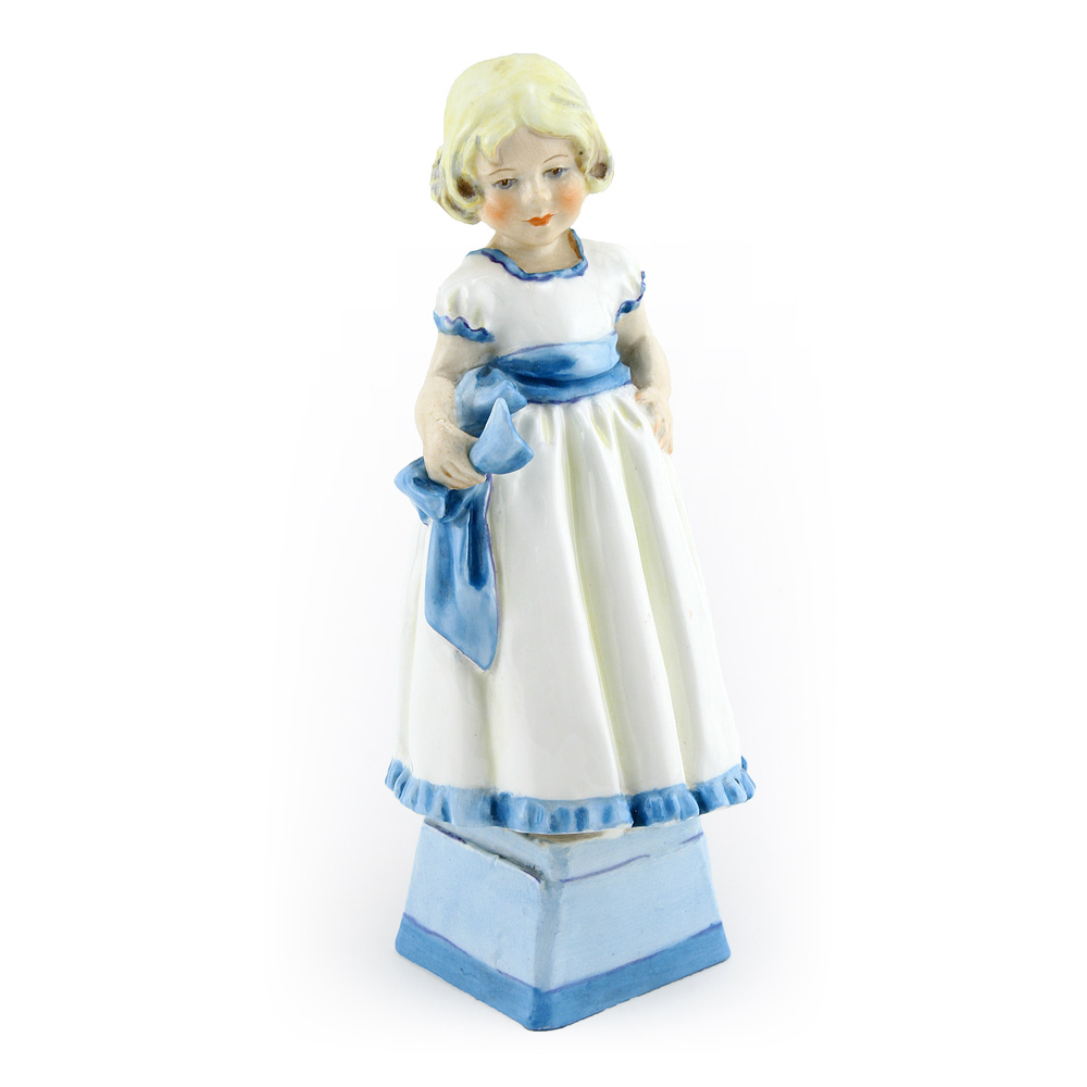 Monday's Child RW3257 - Royal Worcester Figure