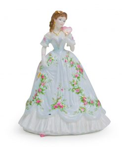 Queen of Hearts - Royal Worcester Figure