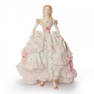Royal Debut - Royal Worcester Figurine