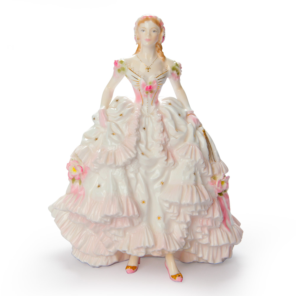 Royal Debut - Royal Worcester Figurine
