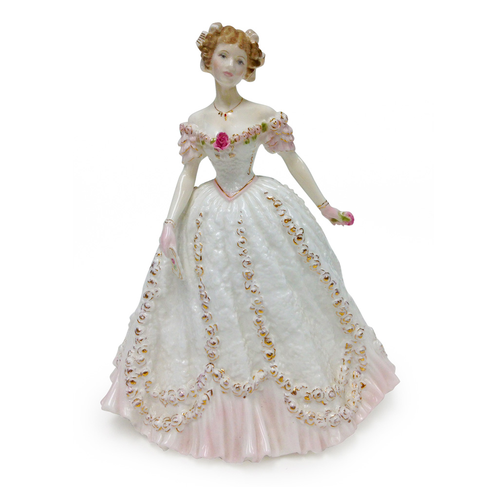 Sweetest Valentine - Royal Worcester Figure