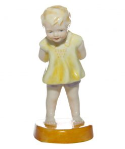 Tommy RW2913 - Royal Worcester Figure