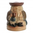 Simeon Inkwell with Removable Lid  - Royal Doulton Simeon