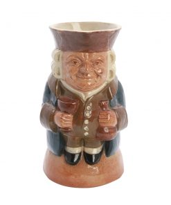 Standing Man Medium Smiling BL - Royal Doulton Simeon Toby